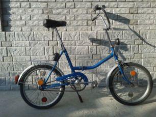 Складной велосипед Аист '20 ММВЗ