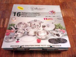 Набор кухонной посуды Bachmayer Solingen BM-1673