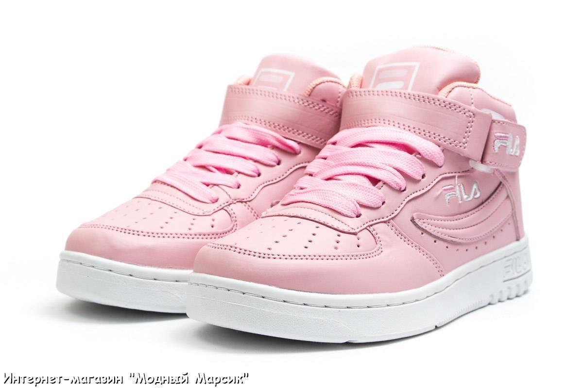 19cbe376980e Розовые кроссовки Fila FX 100 Фила, женские, р. 36 - 40, AF14193  1 ...