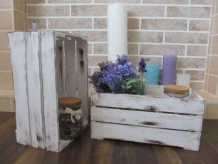 Акция!!!Ящик деревянный,декоративный ящик, декор в стиле прованс.