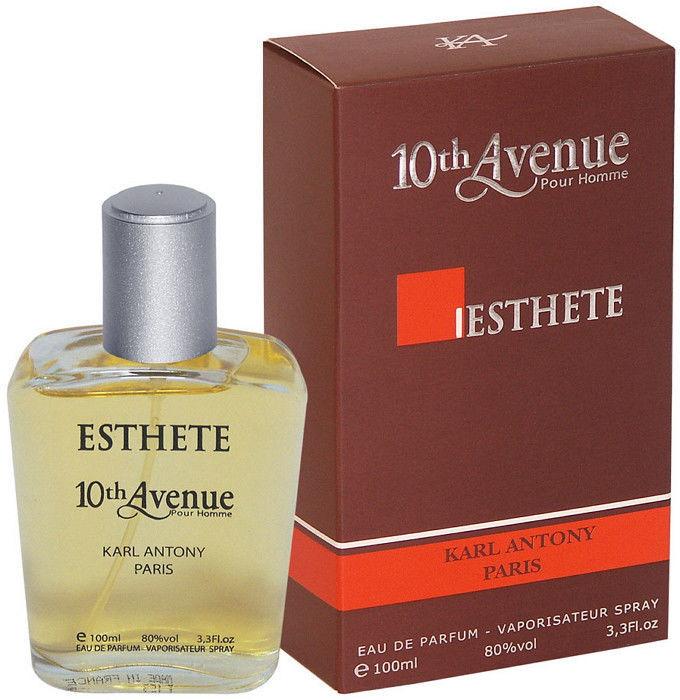 Парфюмированная вода мужская Esthete 10-th Avenue Karl Antony (Франция