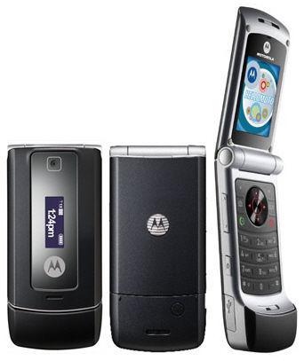 Фото Motorola W396
