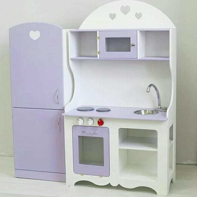 Детская игровая кухня с холодильником. наложенный платеж!
