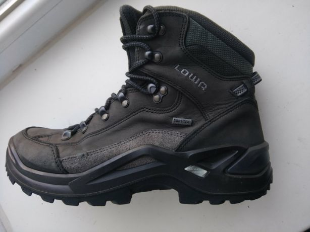 d8e8ef1d1a97 Треккинговые ботинки Lowa Renegade 42р Gore-Tex Vibram  1 700 грн ...