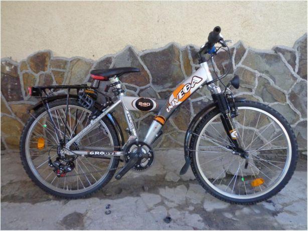 Детский велосипед Univega 240 Street 24. Рама из алюминия. Колеса 24 q 5fdefcb473e6d