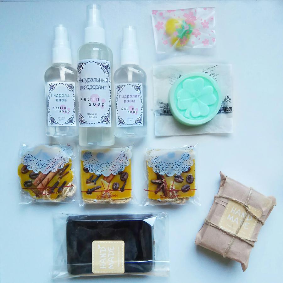 Натуральная косметика и мыло ручной работы для лица,тела и волос.
