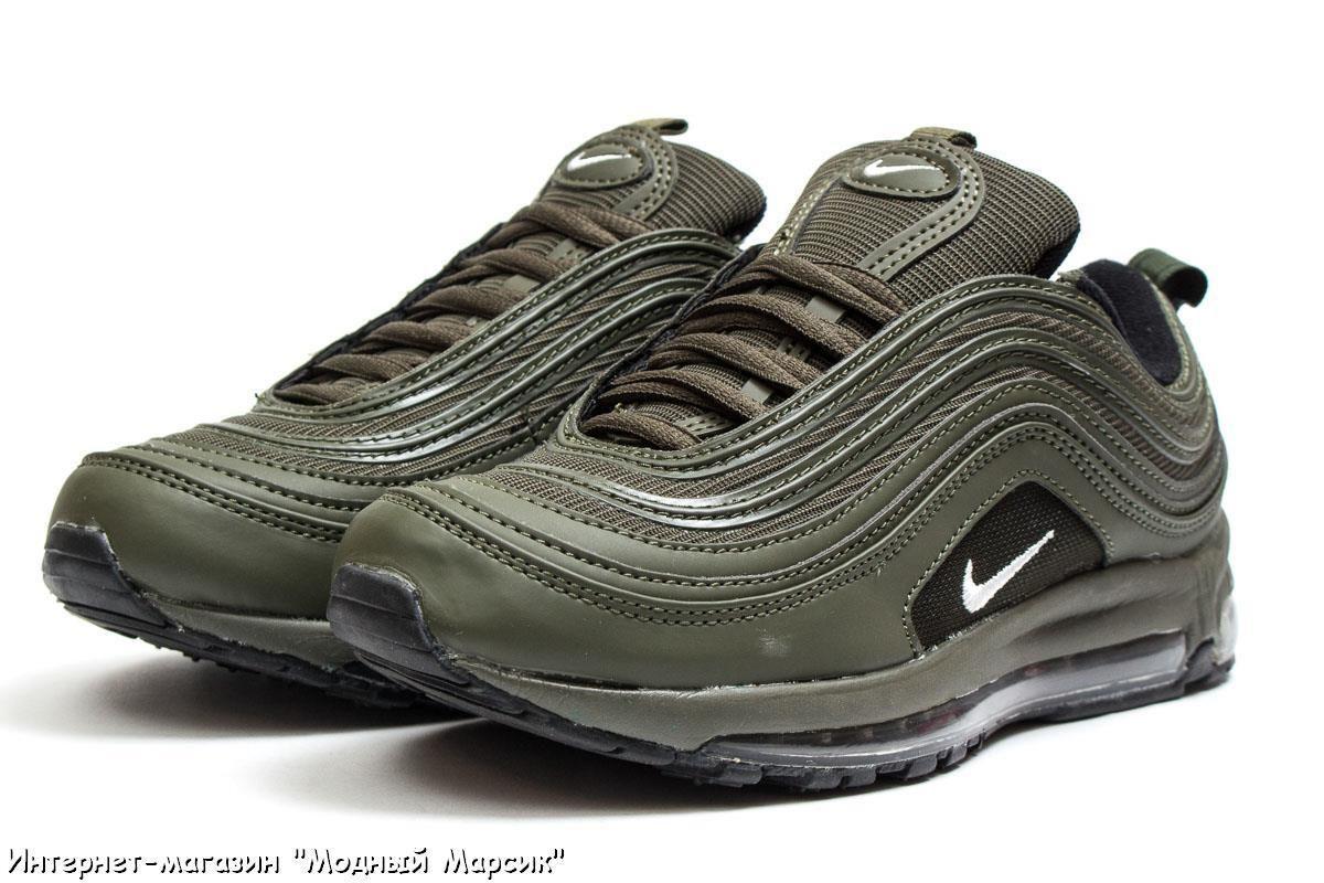 c1a6561e Кроссовки Nike Air Max 98 Найк Аир Макс 98, хаки, р. 37-41, AF14421 ...