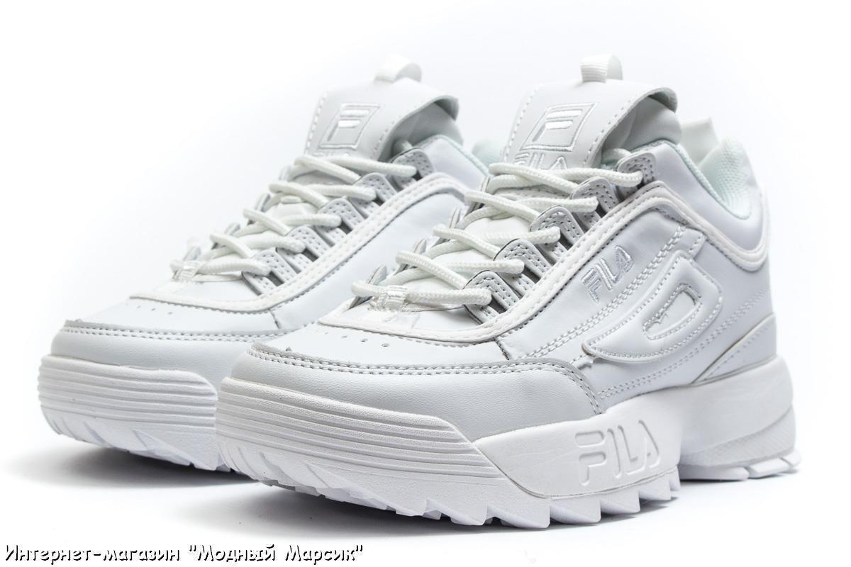 995048fe Модные женские кроссовки Fila Disruptor 2, Фила, р 37-40, AF14412: 1 ...