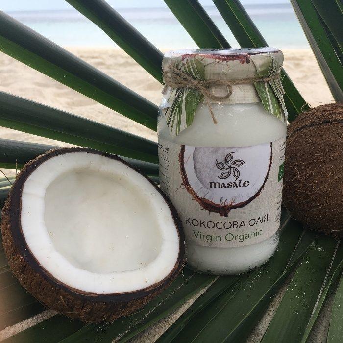 Кокосовое масло organic virgin (сыродавленное) 900 мл (Шли-Ланка)