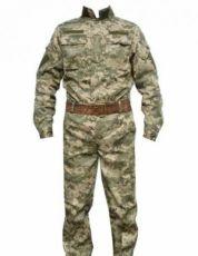 Форма военного образца Межсезонка. Новая цифра Пиксель Всу - мм14
