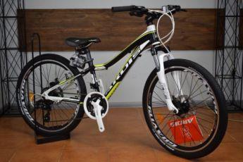 Подростковый горный велосипед 24