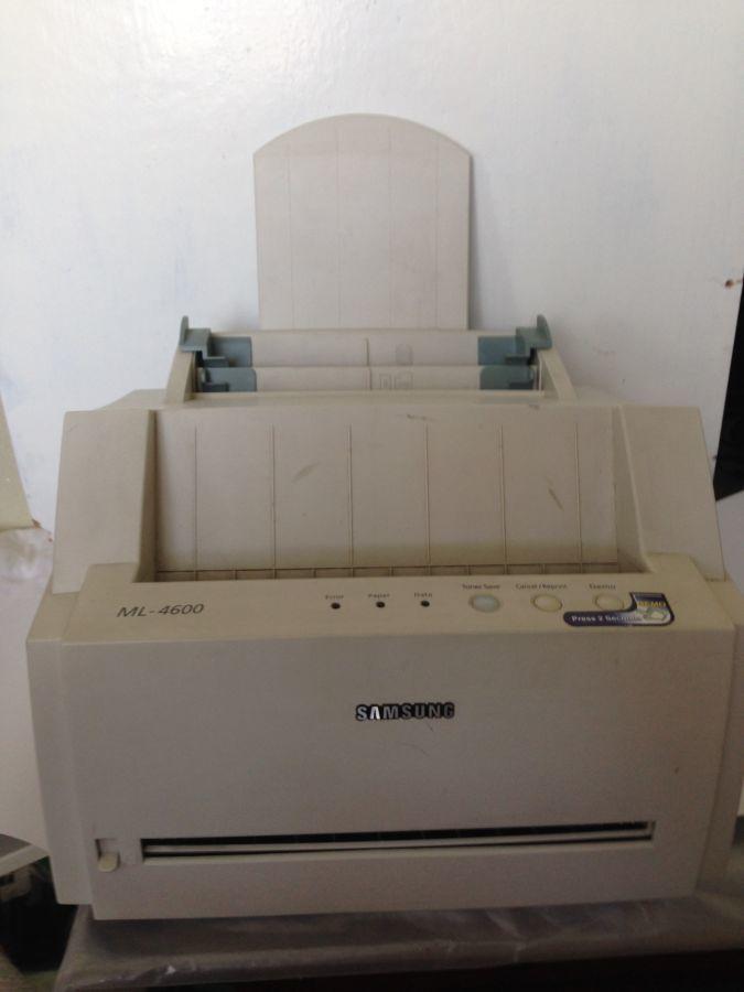 """Продам лазерный принтер """"Samsung"""" ML-4600,б/у."""