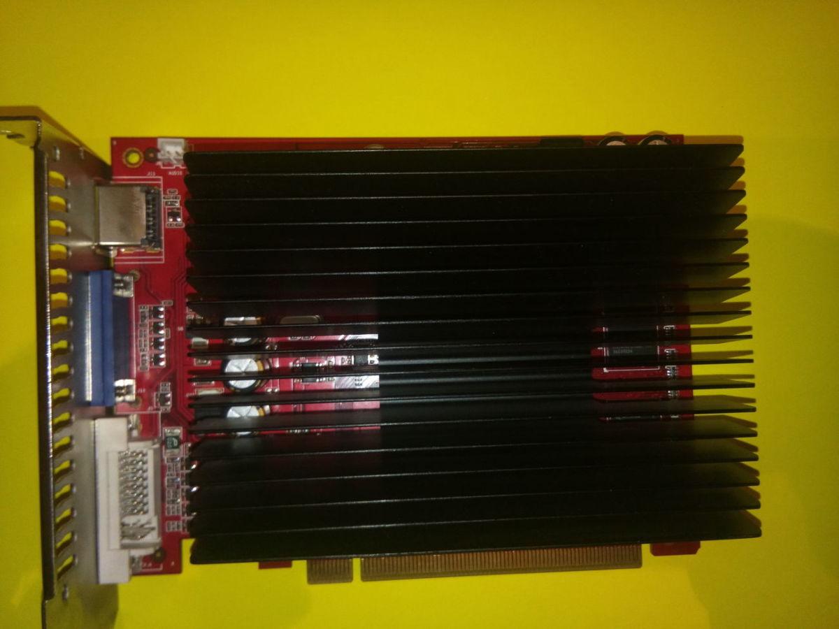 Видеокарта GeForce 9500GT
