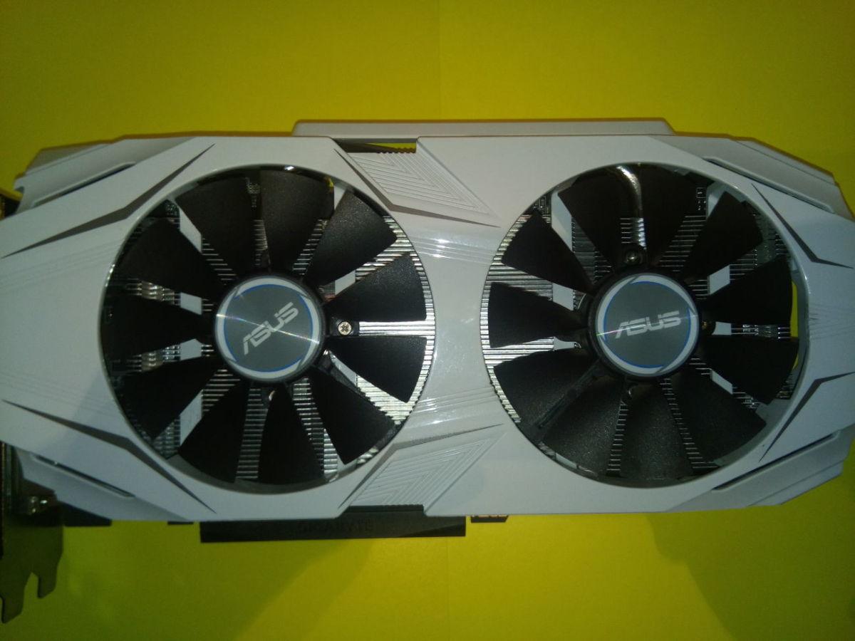 Видеокарта ASUS GeForce GTX 1060