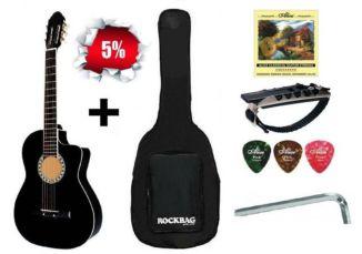 Гитара классическая ALMIRA CG-1702 (Чехол+Капа+Медиатор+Ключ). -5%