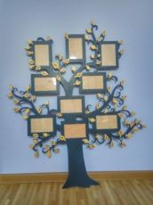 Фоторамки, Фоторамка колаж, родовое дерево, семейное дерево