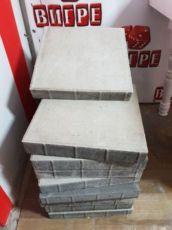 Плитка 40×40 | тротуарная плитка | утяжелители | блоки | для зон