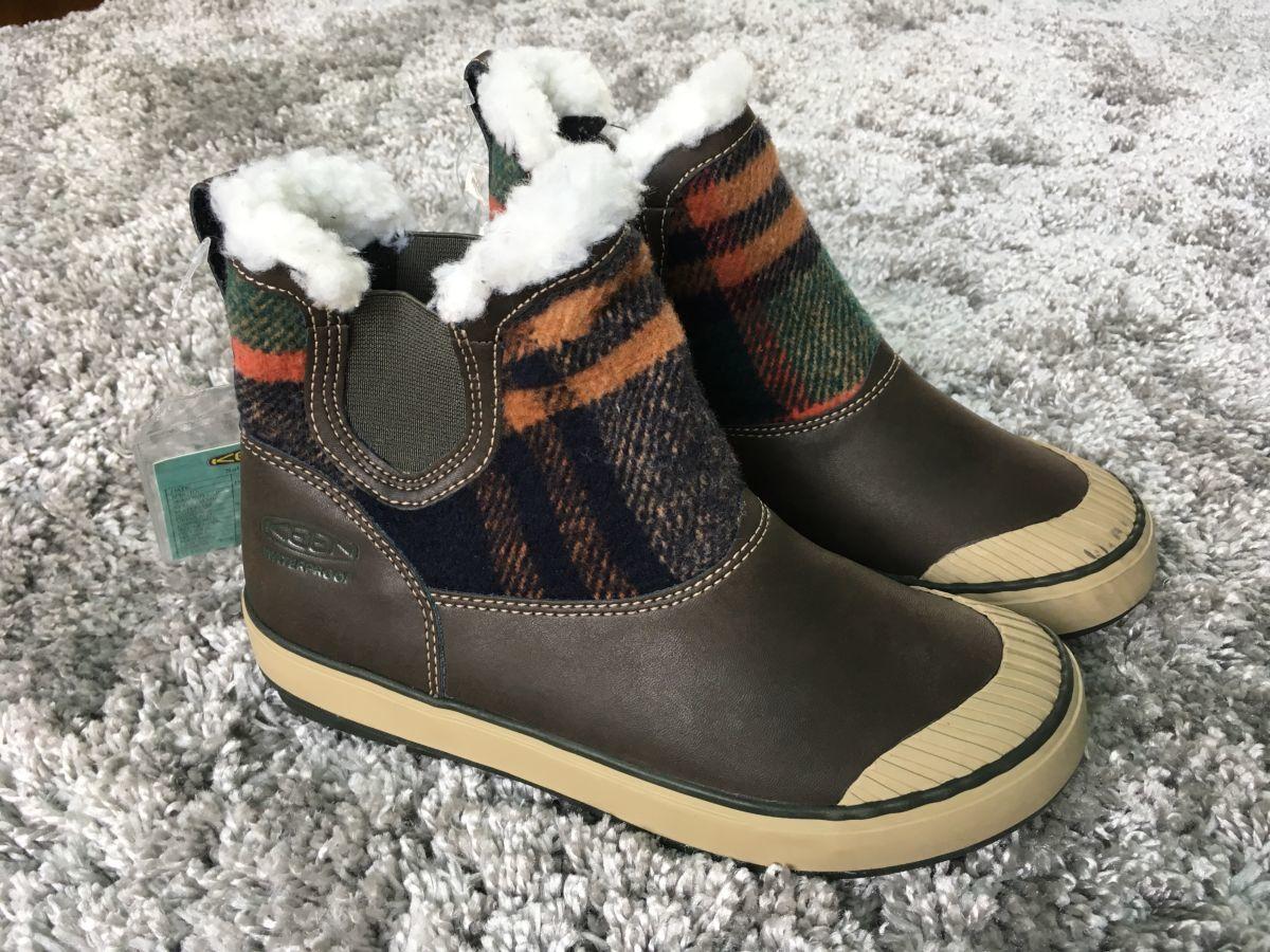 4e1f47d6accf87 Сапожки ботинки Winter Snow Boots Keen Elsa Chelsea Waterproof: 1 ...