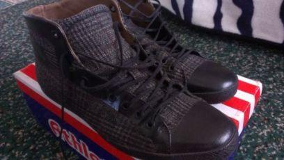Туфли кроссовки Zara