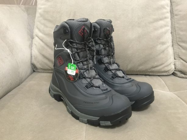Мужские зимние ботинки Columbia Bugaboot Plus Omni-Heat Michelin  2 ... 500195bbf9f0c