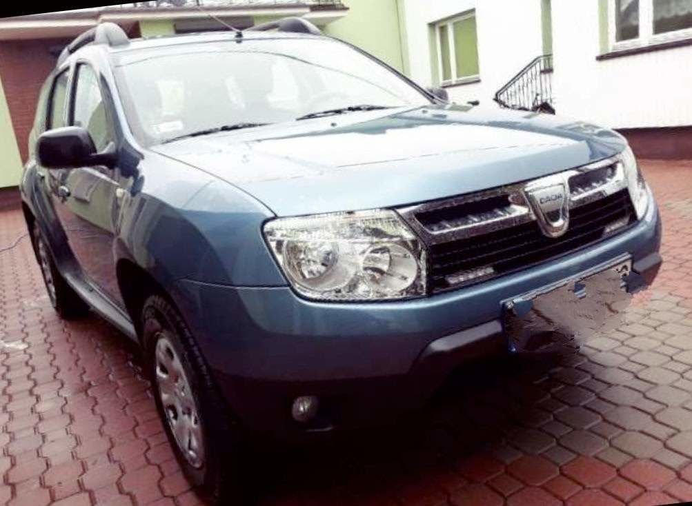 Renault Duster, Dacia Duster разборка запчасти.