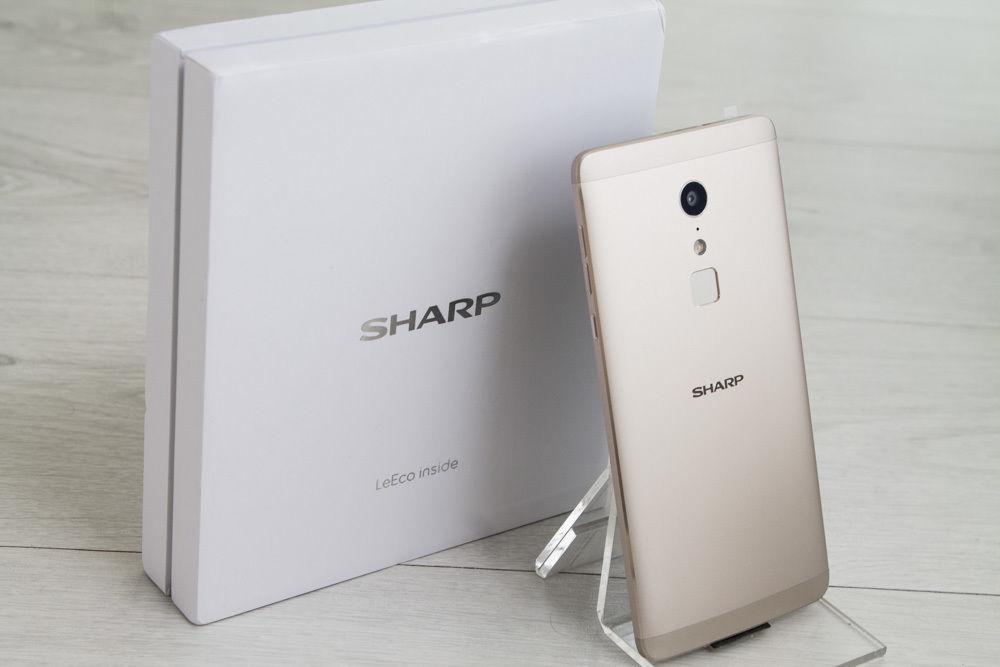 Смартфон 10-ть ядер! Sharp Z2 (FS8002) Helio X20/4Gb/32Gb/8+16 Mpx