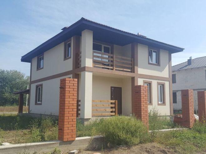 Продам 2 эт. новый дом 145 кв.м.в с.Осещина,с.к Синевир