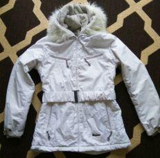 Термокуртка, куртка, лыжная, белая, Trespass, триспас, зимняя,50-52,XL