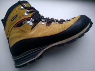 Горные ботинки MEINDL DigaFix Gore-Tex Vibram 45-46 как lowa