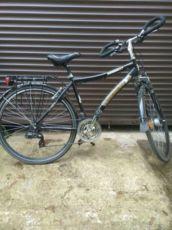 Городской немецкий велосипед Torrek Performance 07