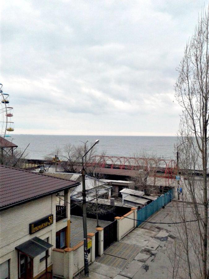 1 ком. квартира посуточно в центре Бердянска