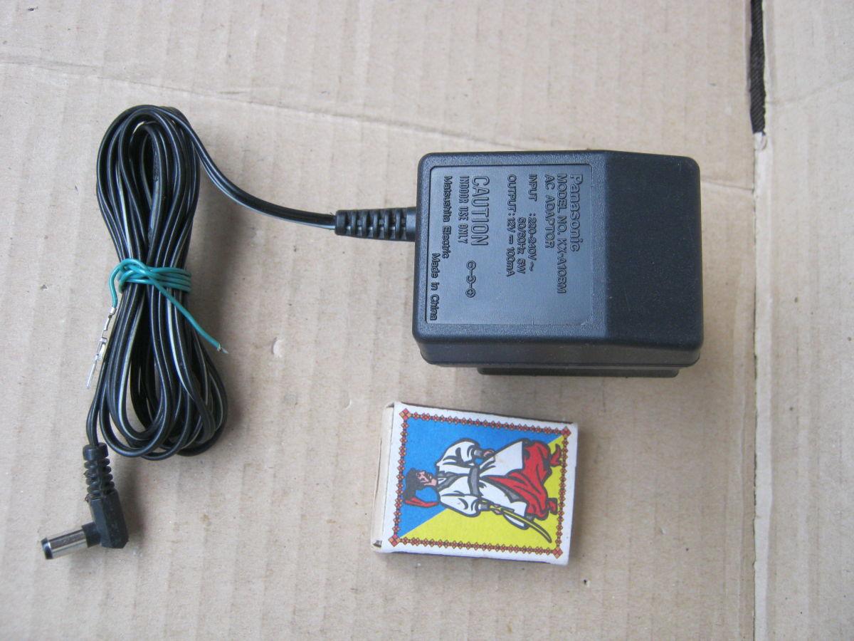 Сетевой адаптер 12 В, 100 мА