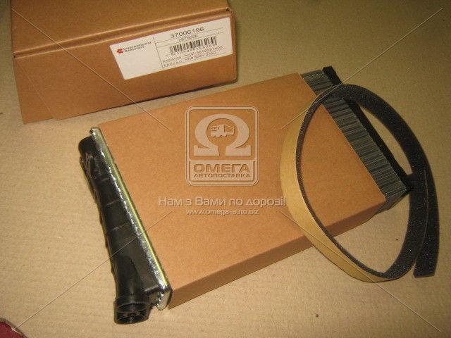 Радиатор отопителя OPEL OMEGA B ALL 94-99 (Van Wezel)