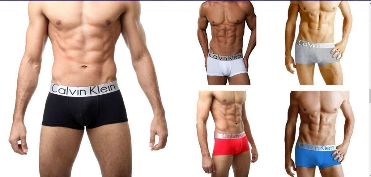 b339015a3503e Мужские трусы Calvin Klein комплект 5 шт.: 599 грн. - Другое нижнее ...