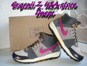 Полуботинки ботинки кроссовки Nike ACG Air Alder Mid разм.46 (30.2см)