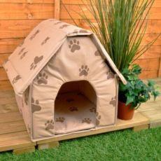 Лежак для домашнего питомца будка домик для собаки в квартиру дом