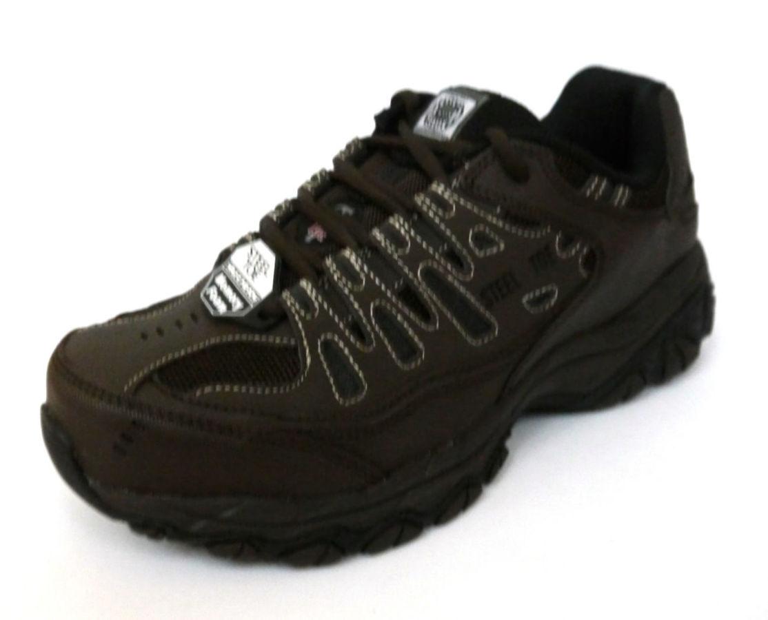 26.0 Кроссовки с ст.носком Skechers Cankton-U оригинал рабочие ботинки