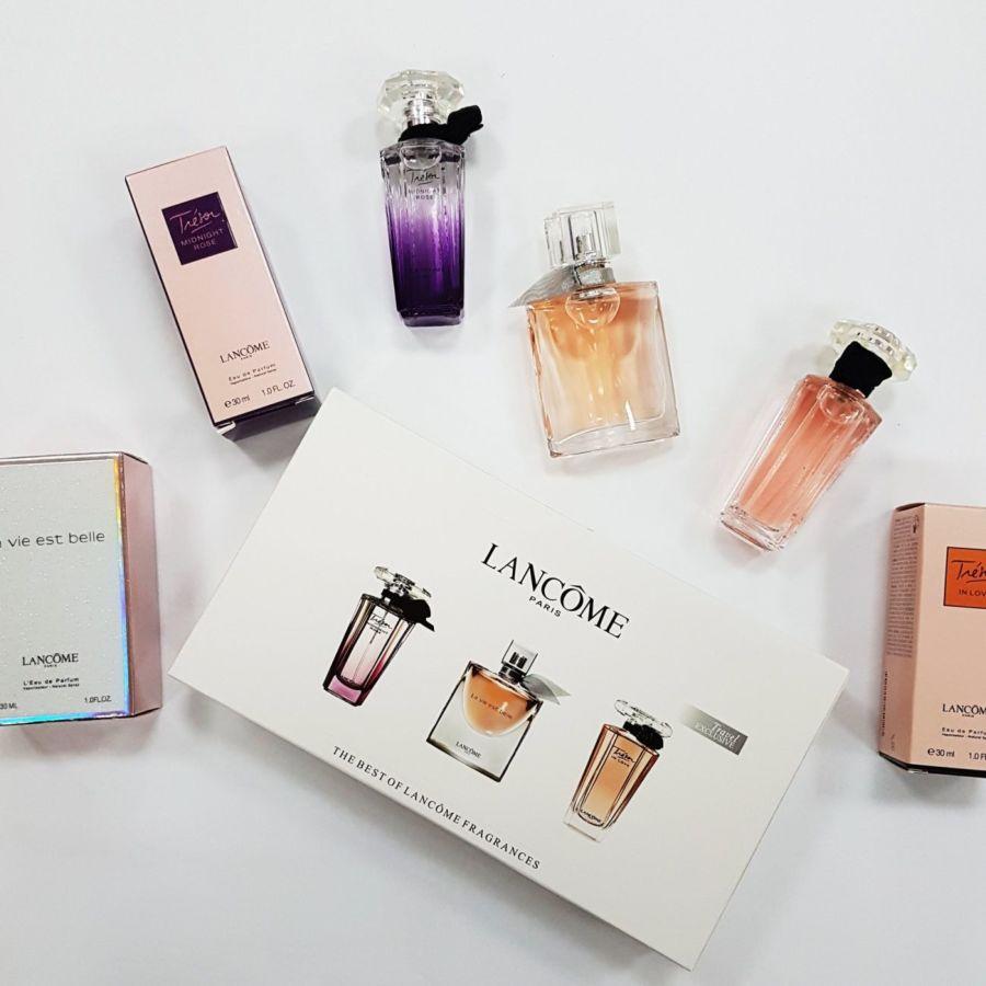 Подарочный набор парфюмерии Lancome 3 по 30мл