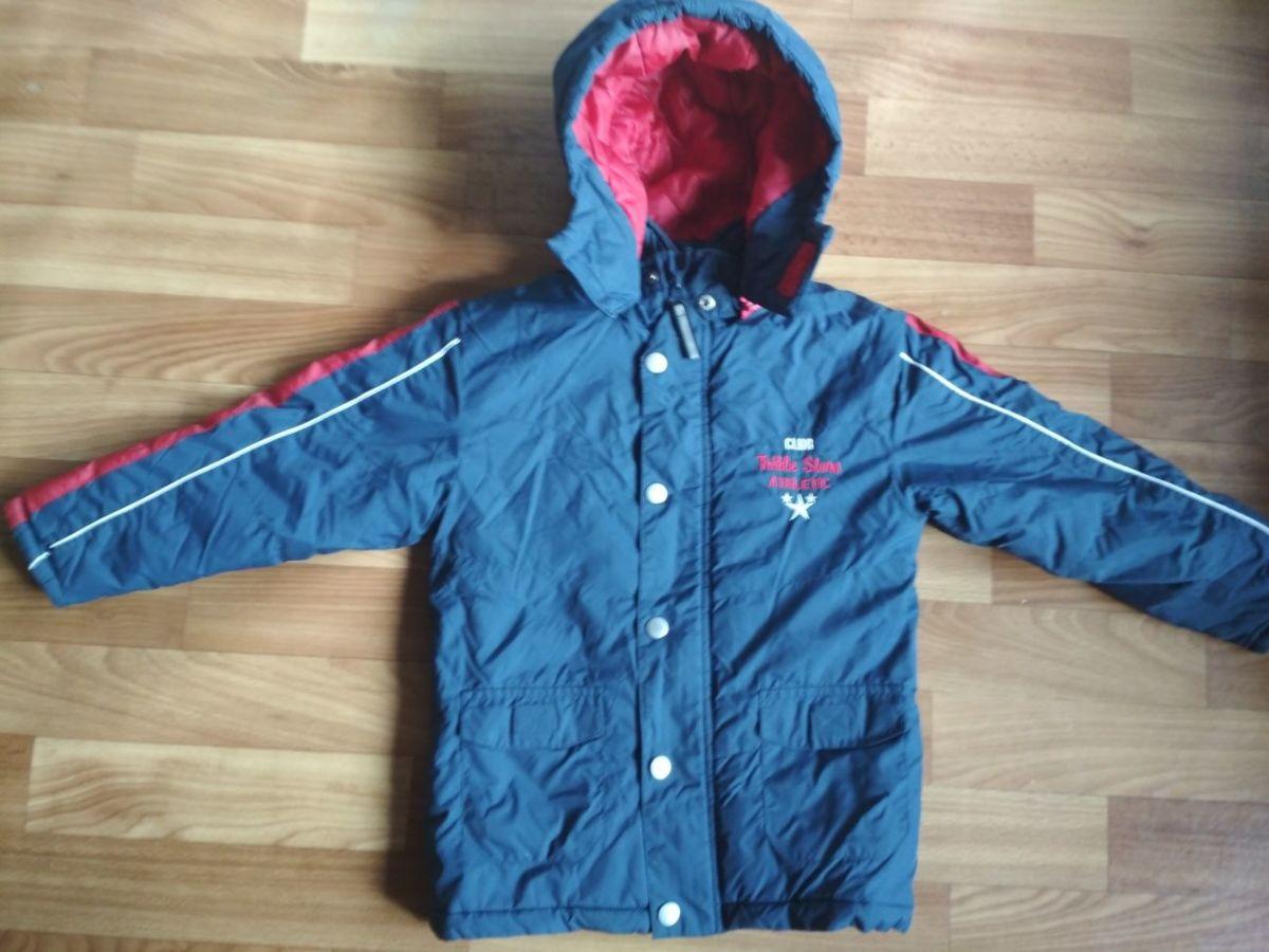6c2c3ac0a Куртка демисезон на мальчика, стильная, теплая, с капюшоном, как новая