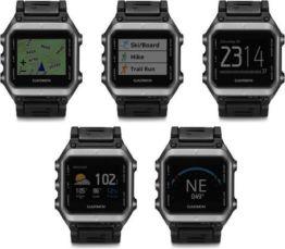 Garmin Epix, полноценный GPS навигатор-тактические часы  Fenix 2 3 5