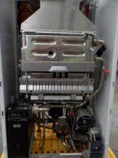 Газовий двохконтурний котел Vailant atmoTEC VCW204 На запчастини