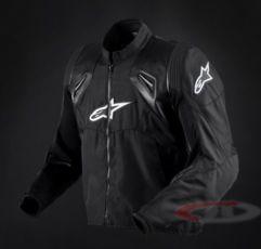 Защитная мото куртка Alpinestars AL09