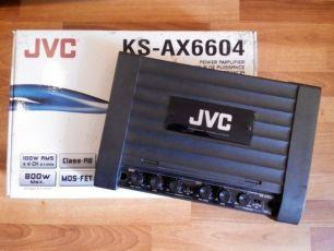 Усилитель JVC KS-AX6604 мощность 800 Ватт 4-х канальный