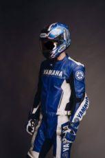 Yamaha оригинальный Мото костюм (екипировка, комбез: куртка, штаны)