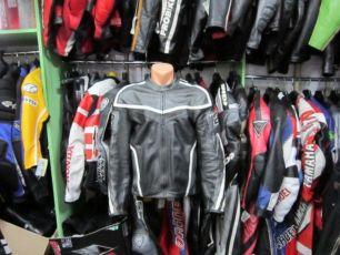 Мотокуртка бу SPIDI мото куртка кожа бу