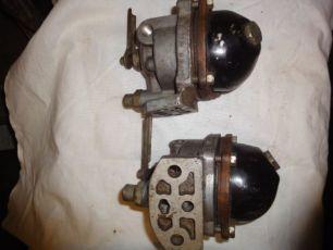 Фильтр ГАЗ-21 грубой очистки масла масляный шланг тормозной крышка акб
