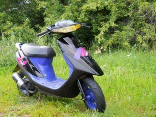 Разборка Honda Dio 27 / 28 zx запчасти на скутер Пластик двигатель ЦПГ