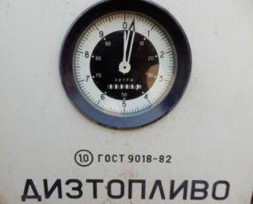 Колонка заправочная производства СССР