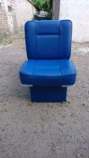 продам кресло двойное на тумбе для лодок,катеров