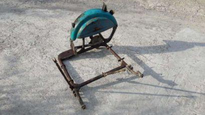 Боковой прицеп коляска Иж. Рама коляски Иж планета Иж Юпитер